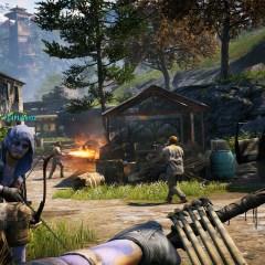 Far Cry 4's multiplayer has teleporting ninjas
