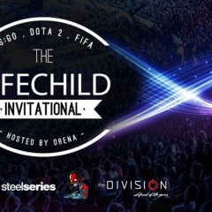 The Lifechild Invitational – a local eSports event aimed at helping charity
