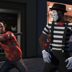 GTA V Review – Hungry Eyes