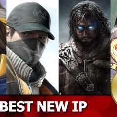 The Lazygamer Awards 2014 – Best New IP