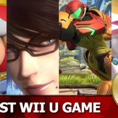 The Lazygamer Awards 2014 – Best Wii U Game