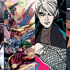 Prepare for Divergence in DC's post New 52 universe