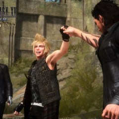 The Final Fantasy XV demo is yours to keep