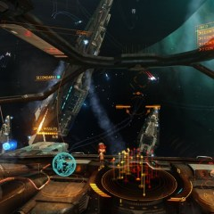 Elite: Dangerous is not exclusive to Xbox One