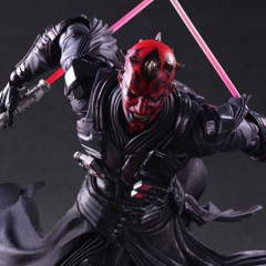 Darth Maul is getting the Play Arts Kai treatment