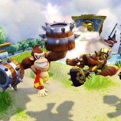 "Skylanders Superchargers is an ""over the top vehicle fantasy"""