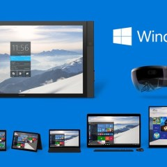 Windows 10 is officially out next month