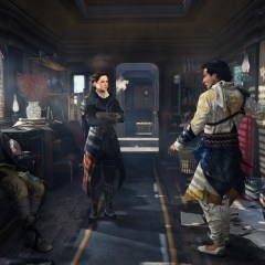 Assassin's Creed: Syndicate on PC uses Nvidia's Gameworks