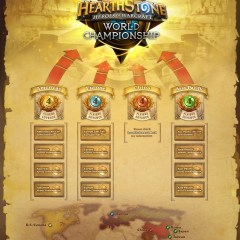 The 2016 Hearthstone World Tour prize pool has been raised to $1 million