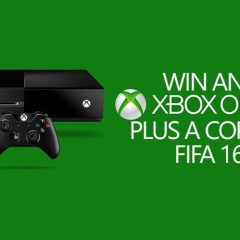 Win an Xbox One, just in time for Christmas