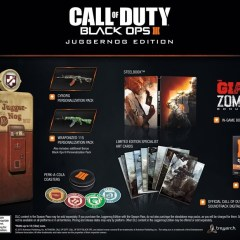 You better run quickly if you want to win this Juggernog Fridge
