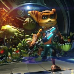 Ratchet and Clank entering PS4 orbit in April