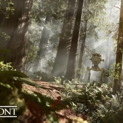 Star Wars Battlefront could maybe look this good for everyone one day
