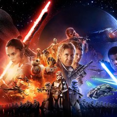 We review STAR WARS: THE FORCE AWAKENS (IMAX 3D) – A force to be reckoned with