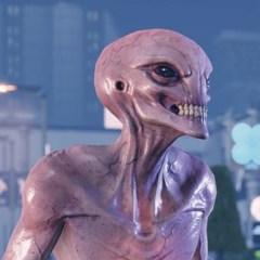 The alien concept art of XCOM 2