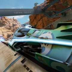 Fast Racing NEO review – F-Zero to a hundred in a second