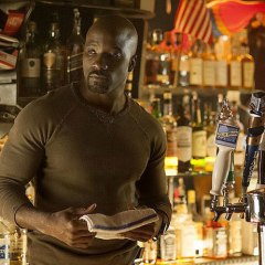 New Luke Cage set pics hint at controversial plot details