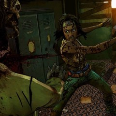 Here's the first six minutes of Telltale's The Walking Dead: Michonne