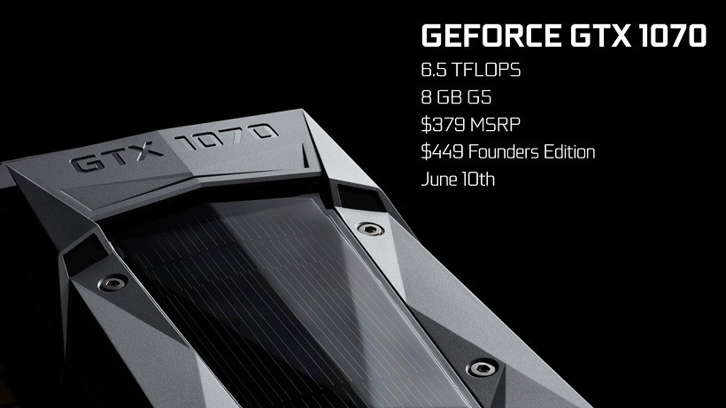 Nvidia's GeForce GTX 1080 launches with limited stock, no custom-cooled variants
