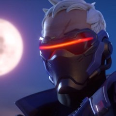 Here's the winner of the Soldier: 76 Overwatch statue!