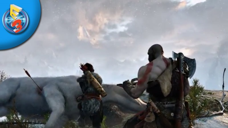 God of War team considered setting the new game in Egypt