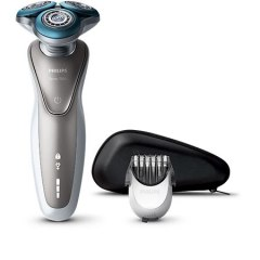 And the winner of the Philips shaver is…