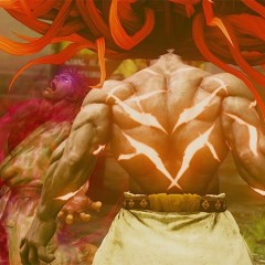 You can download Street Fighter V's story DLC right now