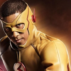Here's your first look at Kid Flash in the next season of The Flash