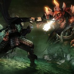 New screens and support characters revealed for Nioh