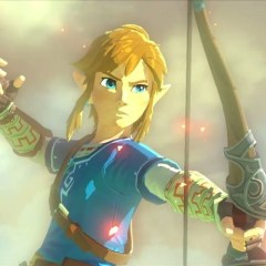 Link gets creative with a bow and arrows in new Breath of the Wild gameplay