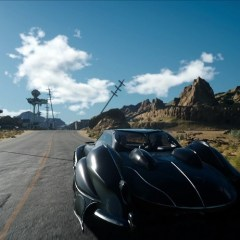 Final Fantasy XV swaps between open-world and linear gameplay