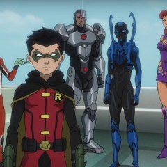 DC's next animated movie is Teen Titans: The Judas Contract