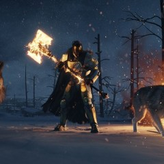 Hands on with Destiny's latest expansion, Rise of Iron