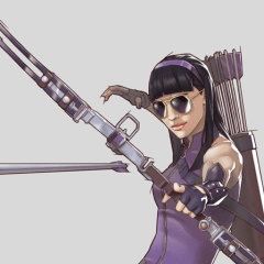 The best Hawkeye finally gets her own solo book this year