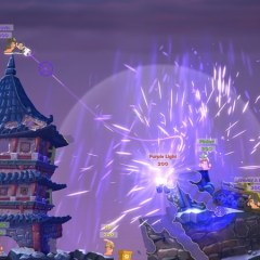 Worms WMD Review – Earthworm Grim