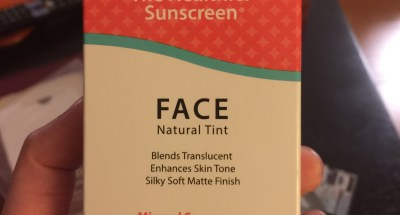 CoTZ Face Sunscreen