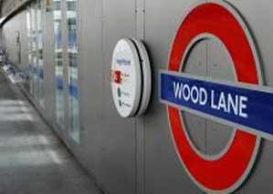 Wood Lane Station