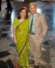 Shashi and Harish Jajoo