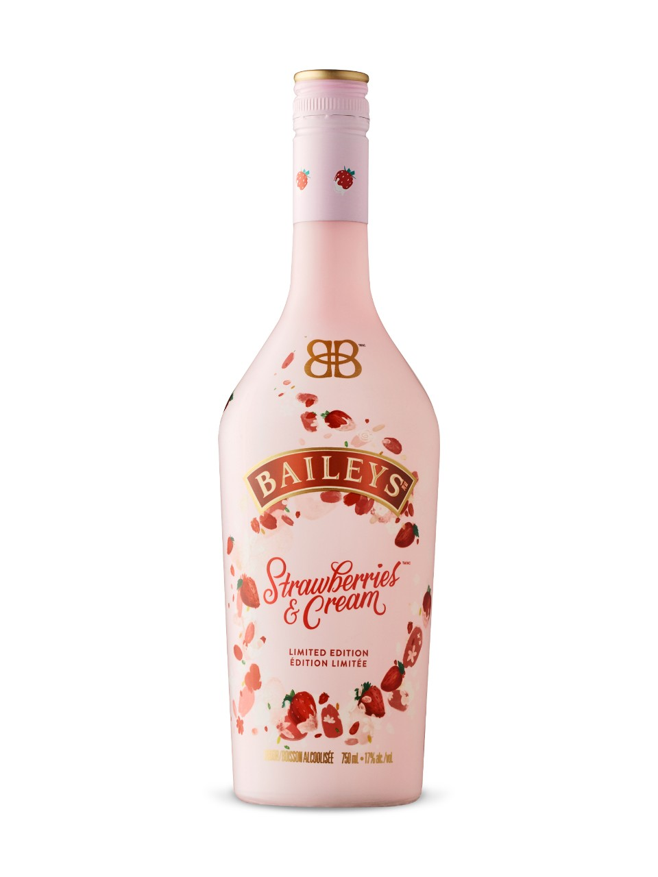 Traditional Baileys Strawberries Cream Baileys Strawberries Cream Lcbo Drinks Rum Drinks Coffee Baileys Baileys nice food Drinks With Baileys