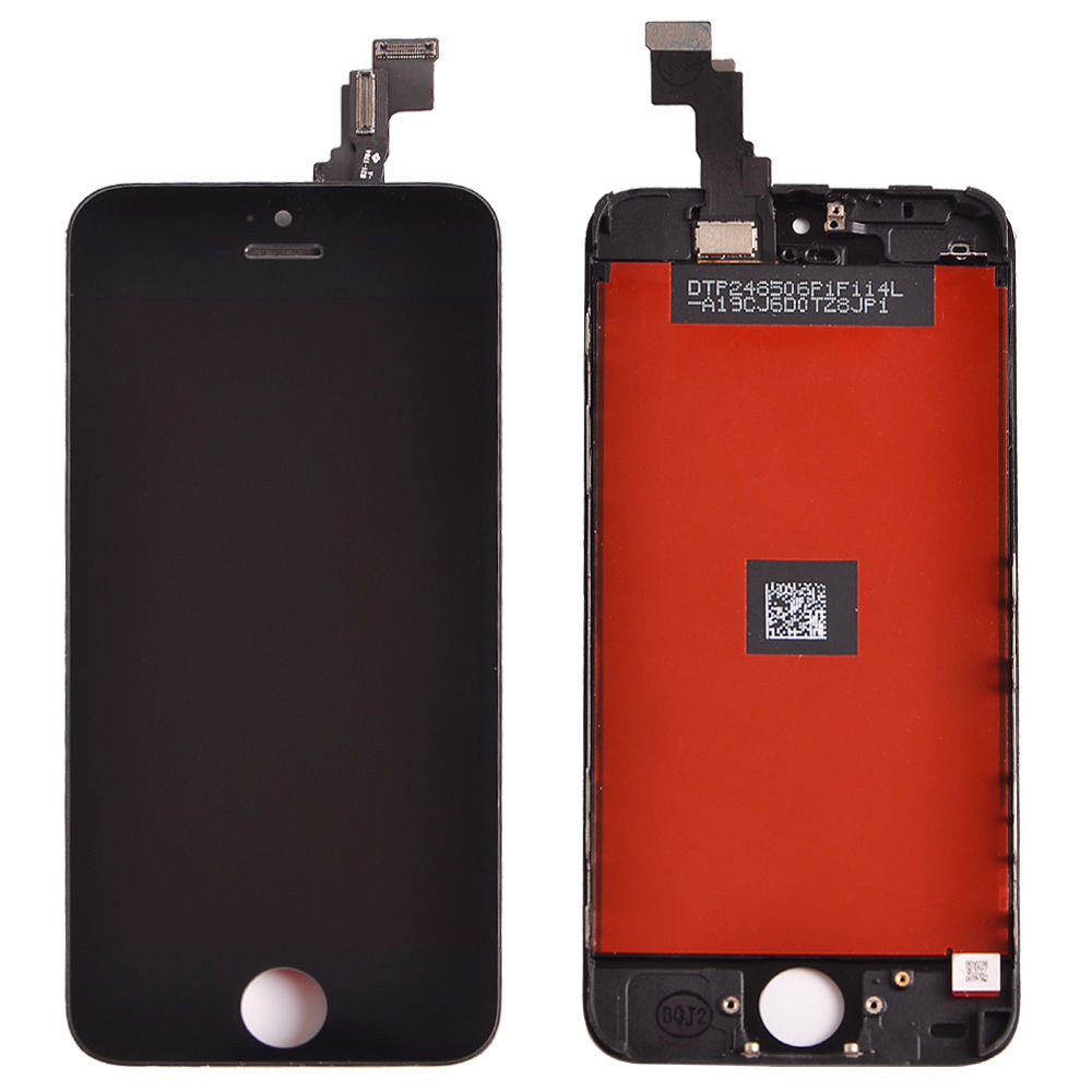 For iphone 5C 100% Tested lcd Display With Touch Screen Digitizer Assembly