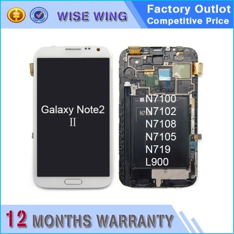 samsung note2 lcd screen