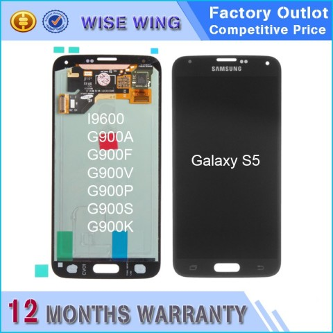 samsung s5 lcd touch screen