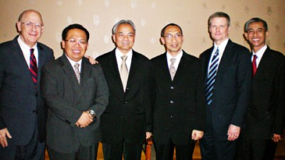 Act by Faith, Members of First Indonesian Stake Are Told