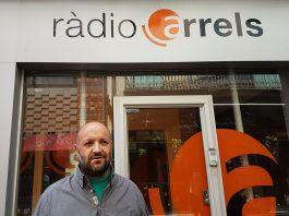 Albert Noguer, nouveau directeur de Ràdio Arrels © Ràdio Arrels