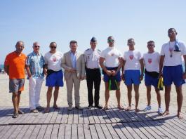 Port-Barcarès/ Sécurité : Des CRS armés sur les plages