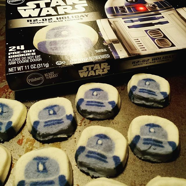 Night 3 of our Star Wars marathon calls for some special snacks.