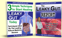 Free Reports for Healing Leaky Gut Syndrome