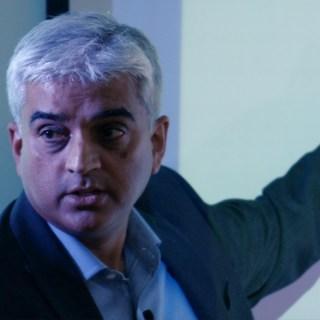 Ranjit Das at Lean Startup Yorkshire