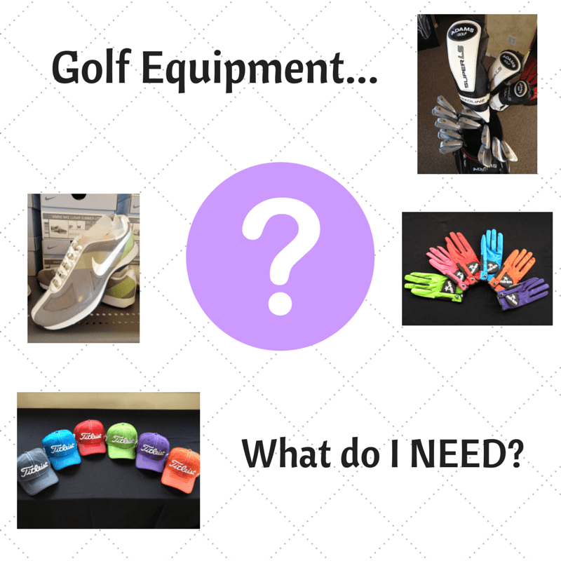 Golf Equipment- What is necessary, helpful and just extra when ...