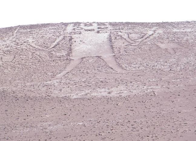Atacama Giant geoglyphs
